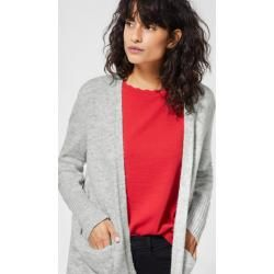 Photo of Street One – Lange Strickjacke Canice in Club Grey Melange Street OneStreet One