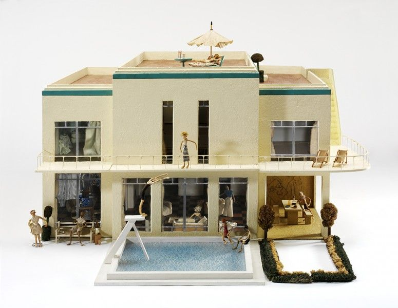 Dollhouses London's Victoria and Albert Museum of Childhood Foundation's collection | Aboa Vetus & Ars Nova, Turku