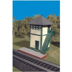 @Overstock - This hand-painted HO scale Thomas & Friends Sodor Scenery Switch Tower is for railroading adventures as big as your imagination. This Switch Tower model features a durable plastic construction.http://www.overstock.com/Sports-Toys/HO-Scale-Thomas-Friends-Sodor-Scenery-Switch-Tower/6141068/product.html?CID=214117 $23.49