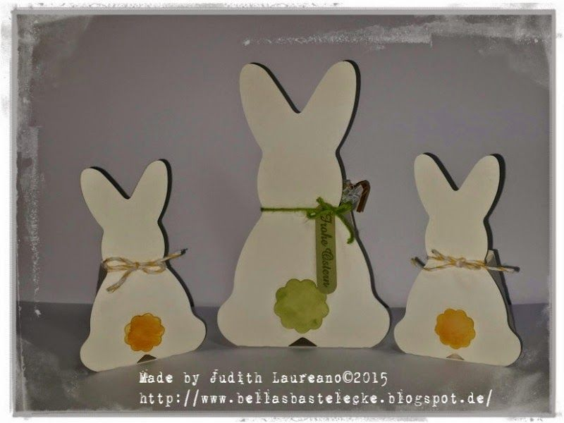 Bella´s Bastelecke: Hopping bunny treat box