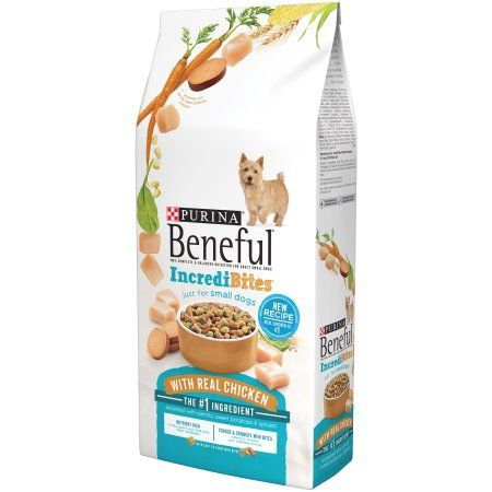 Purina Beneful Incredibites With Chicken Dry Dog Food 15 5 Lb