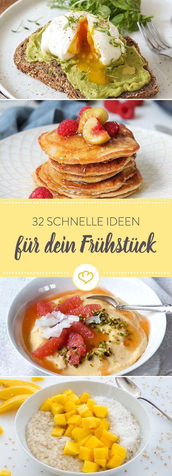 Brisk breakfast: 32 sweet and savory recipe ideas  - Brunch - Schlemmen von morgens bis abends -