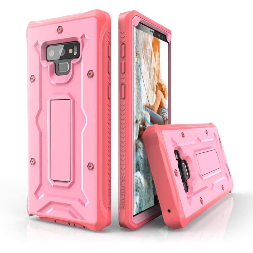 brand new 4da60 03912 Vanguard Series Galaxy Note 9 Case - Pink | Galaxy Note 9 Rugged ...