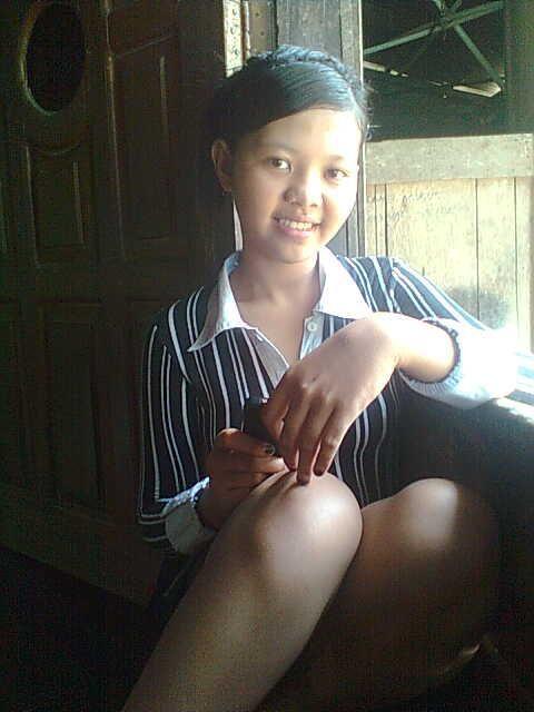 at door