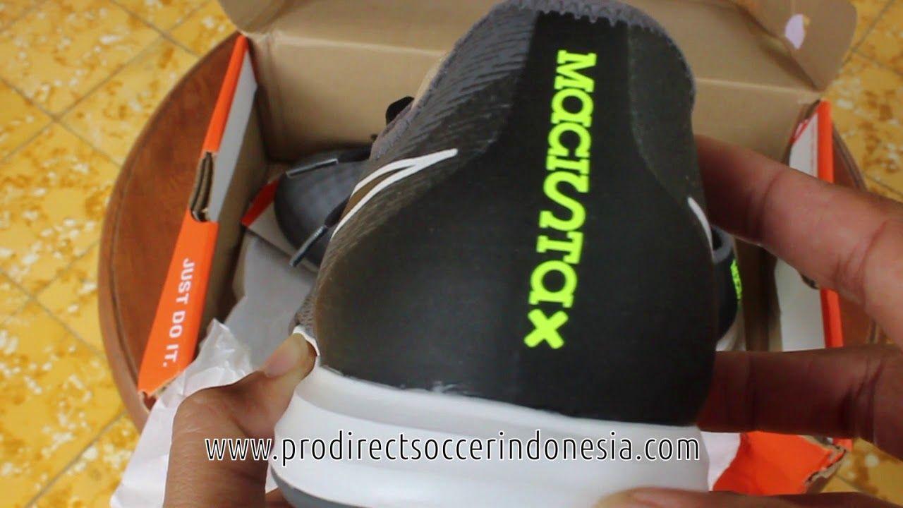 Sepatu Futsal Nike Magistax Finale Ii Ic Dark Grey 844444 001