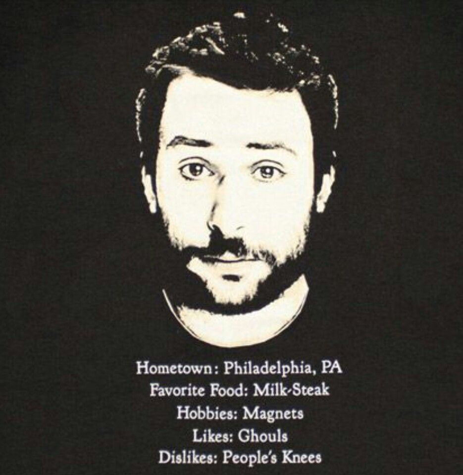 Charlie kelly dating profile quotes