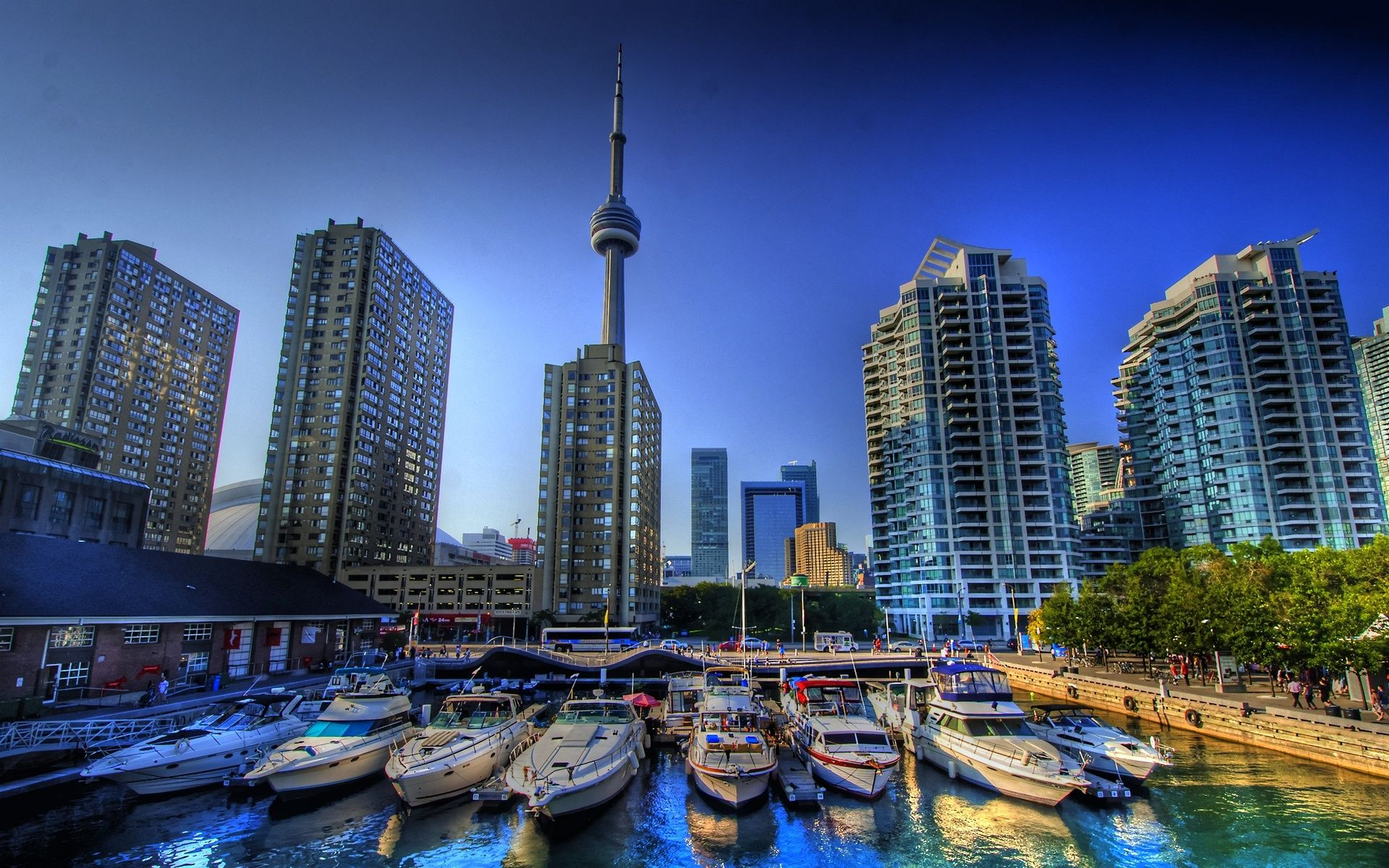 Toronto Canada Harbour Front Best Cities Best Places To Live Toronto