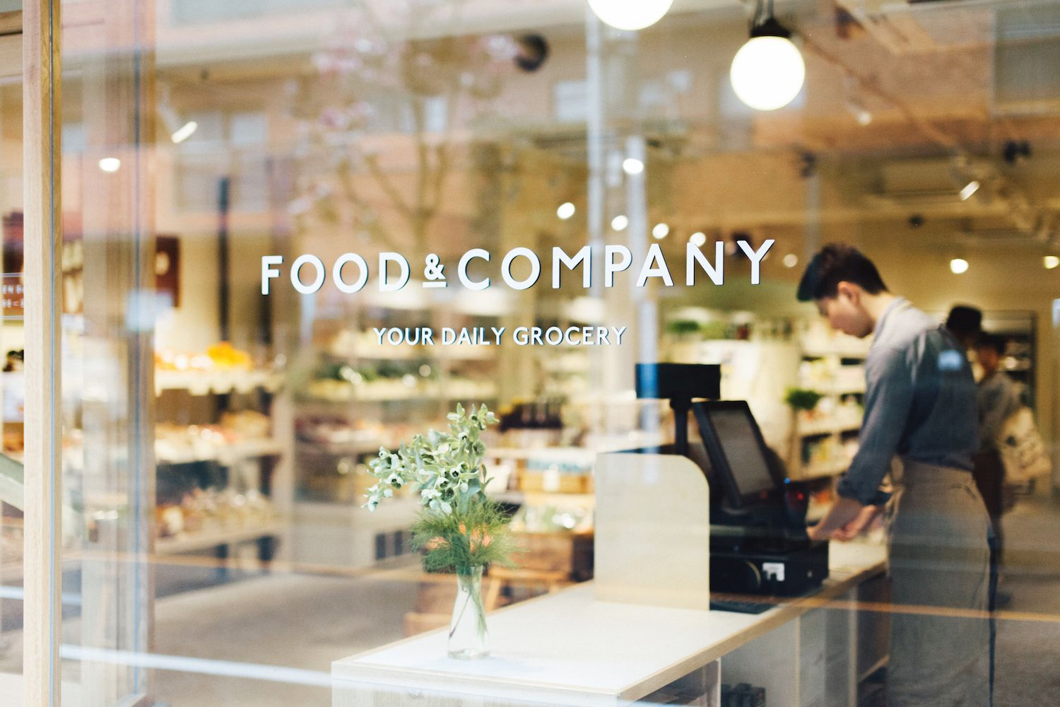 Organic grocery shop in Tokyo, FOOD&COMPANY, is as stylish as it is virtuous.