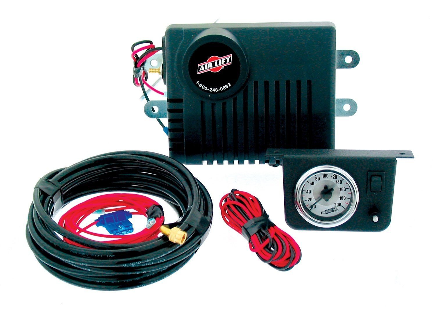 AIR LIFT 25804 Air Shock Controller Kit * Continue to the