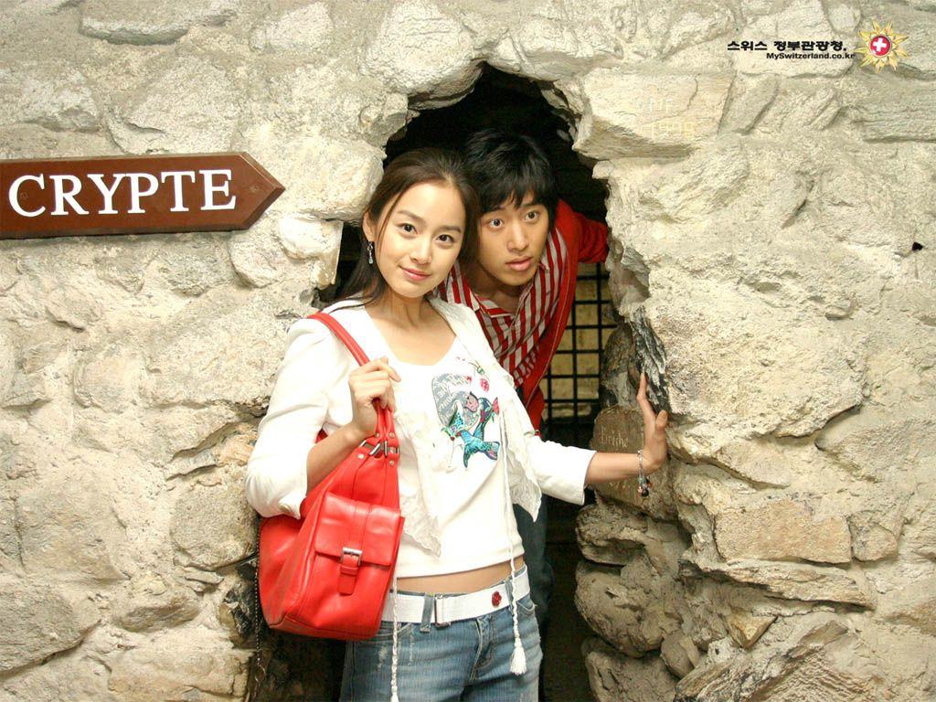 Kim Tae-Hee 김태희 스위스정부관광청