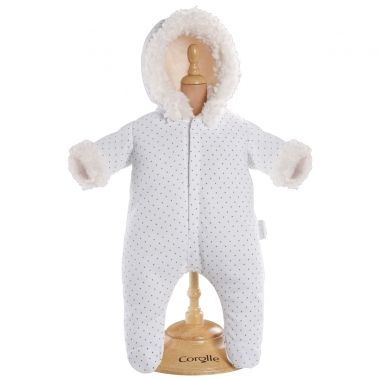 Combi Pilote 30cm 12 Inch Doll Clothes Snow Suit Baby Doll Accessories