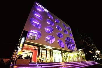 Sixty Hotel Riccione Italy Ibiza E Tendenze