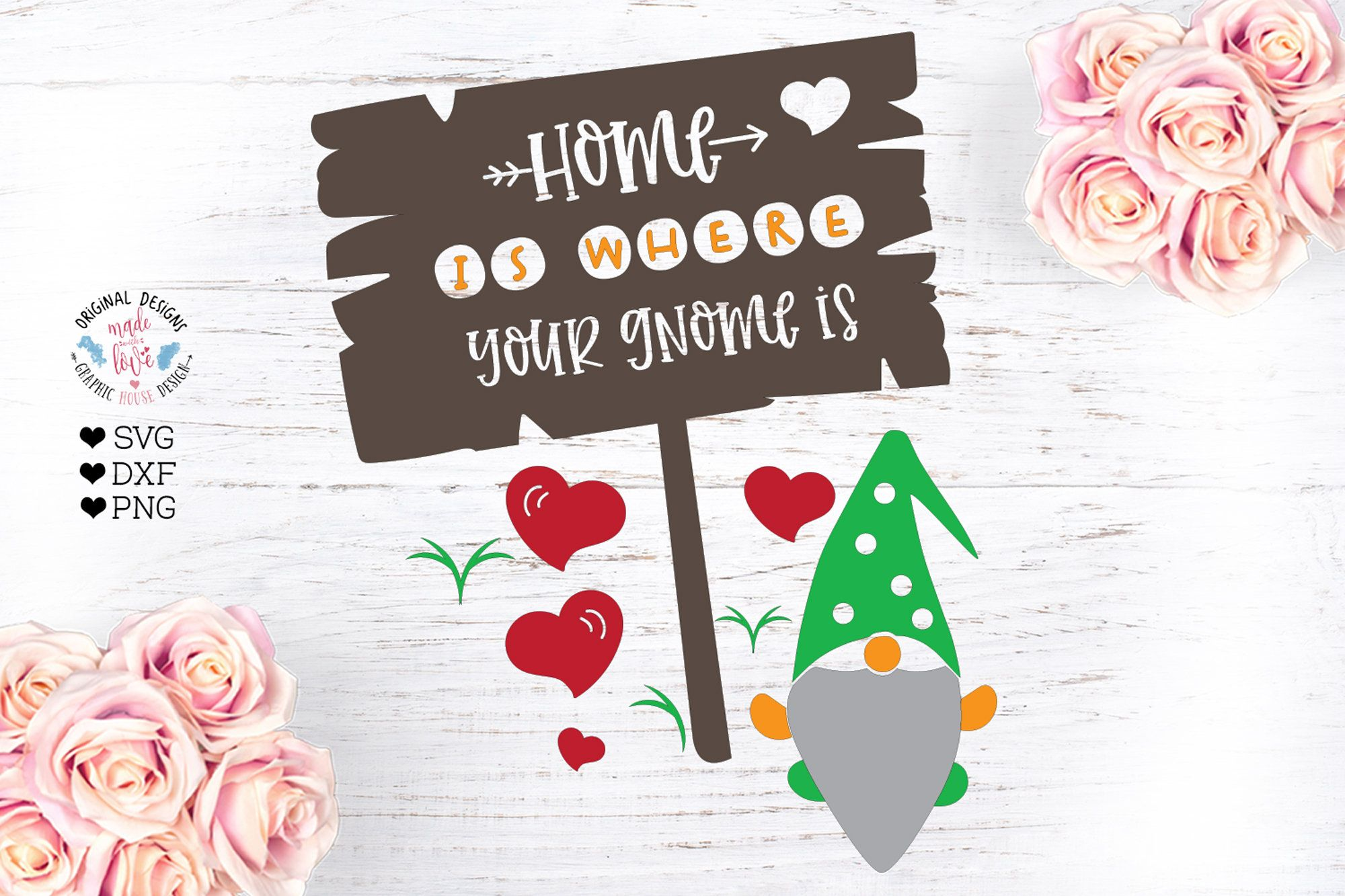 Family Home Cut Files Svg Dxf Png
