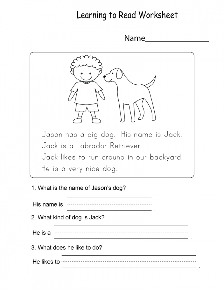 Kindergarten Kids Learning Sheets K5 Worksheets In 2020 Kindergarten Reading Worksheets Reading Worksheets Comprehension Worksheets