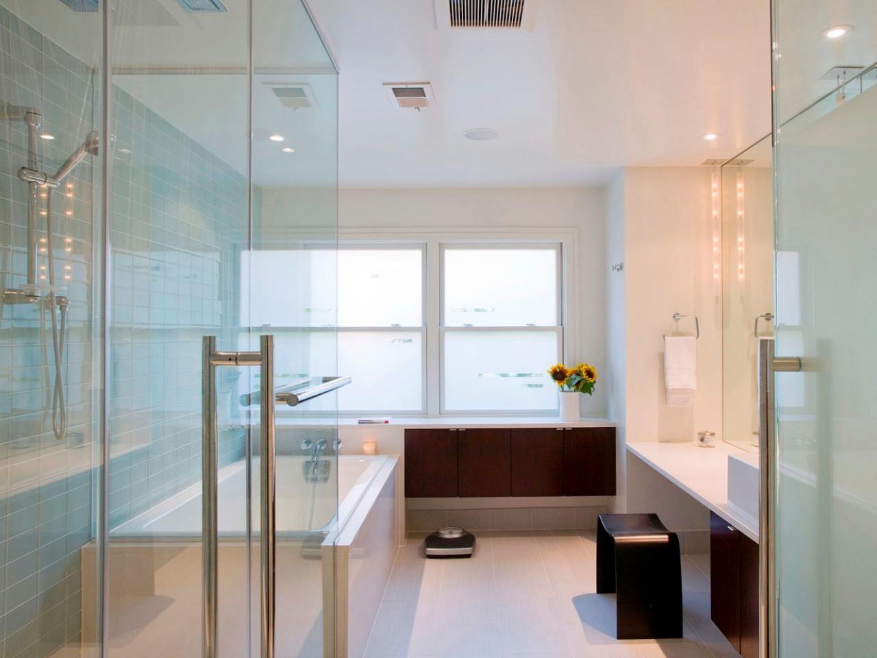 Spainspired Master Bathrooms  Master Bathrooms Hgtv And Enchanting Spa Bathroom Remodel 2018