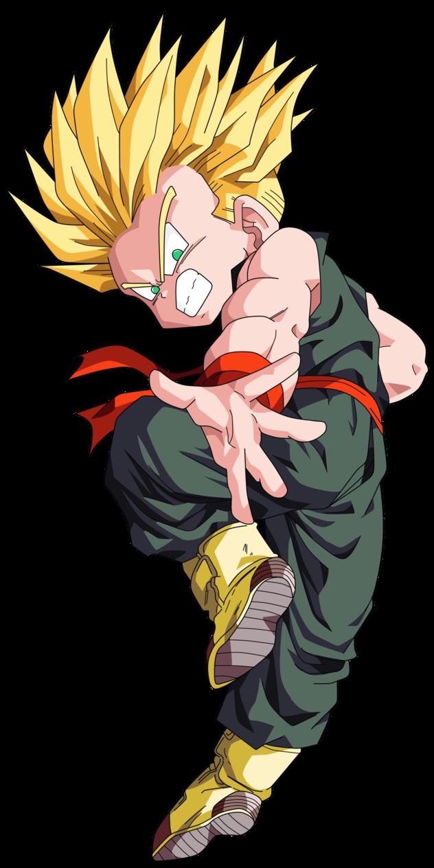 Kid Trunks Ssj Vector Render Extraction Png By Tattydesigns On Deviantart Dragon Ball Super Manga Anime Dragon Ball Super Dragon Ball