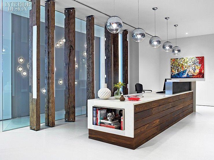 Detroit on the Hudson: M Moser Associates for Hudson Rouge | Projects | Interior Design