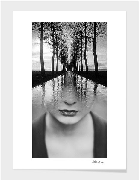 «Crying Cyclops» Art Print by antonio mora - Numbered Edition from $24.9 | Curioos