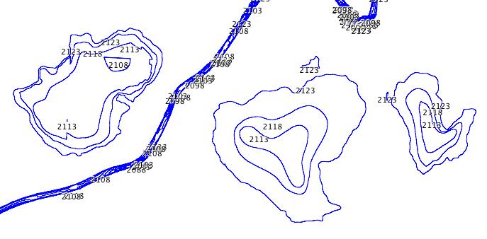 Convert between AutoCAD DXF / DWG, ESRI Shapefile, Google Maps