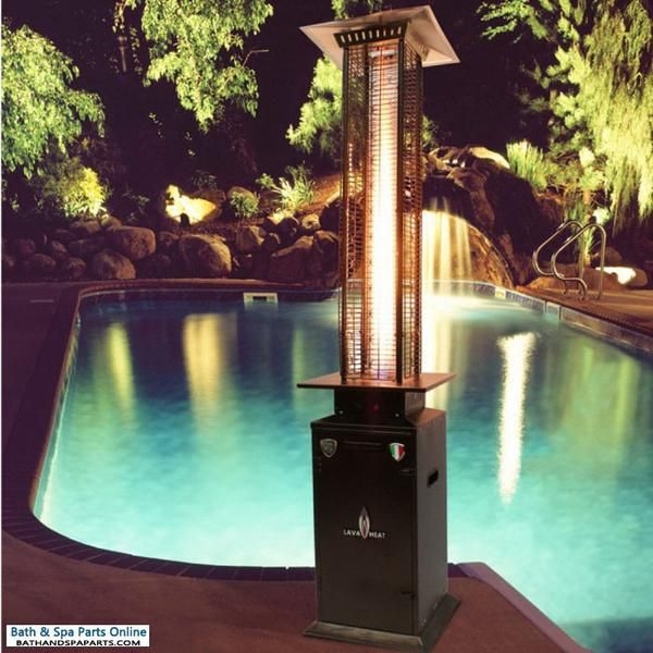 Bath & Spa Parts Online carries a complete line of Lava Heat Products. We carry patio heaters, coolers & misters, fireplaces & pits, along with BBQ's, smokers, and pizza ovens.