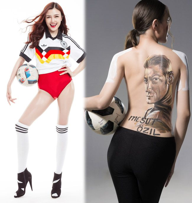 Attractive Mesut Ozil Nude Images
