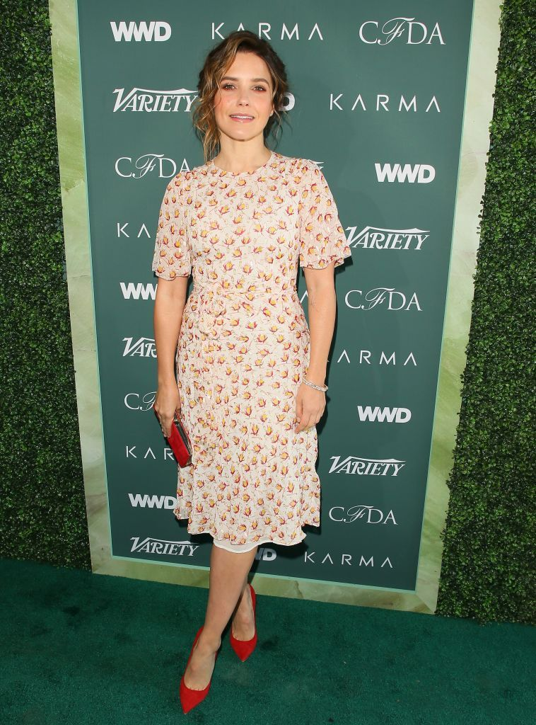 Los Angeles Ca February 20 Sophia Bush Arrives To The Council Of Fashion Designers Of America Luncheon Held At Chateau Marmont On February 20 2018 In Los A