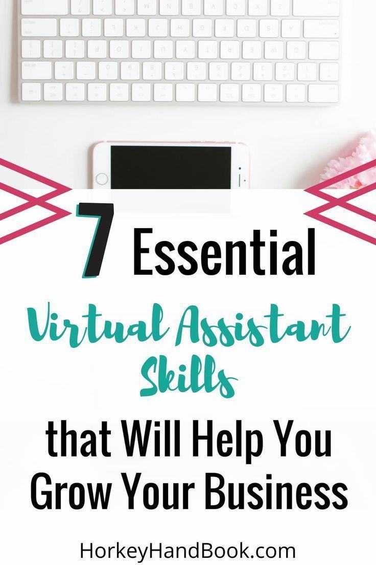 Virtual assistant skills to help you kickstart your VA biz