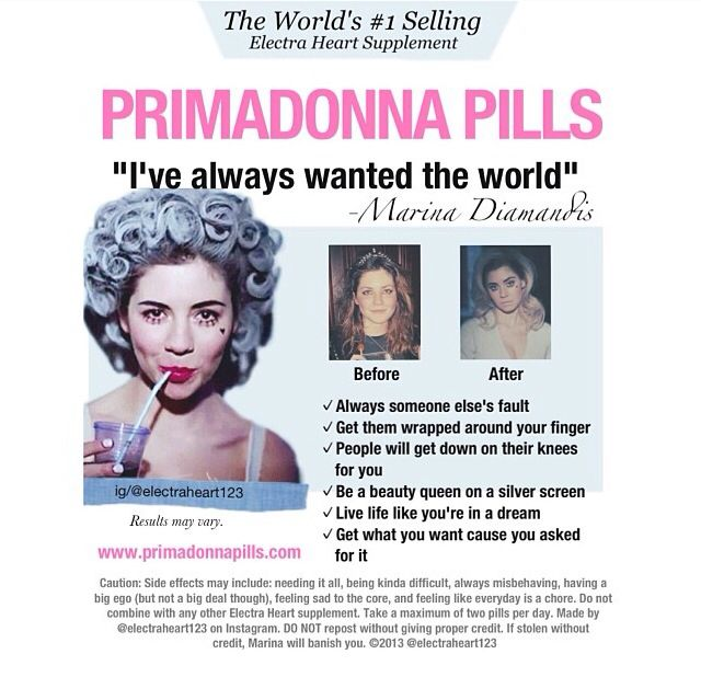 Pin On Marina And The Diamonds