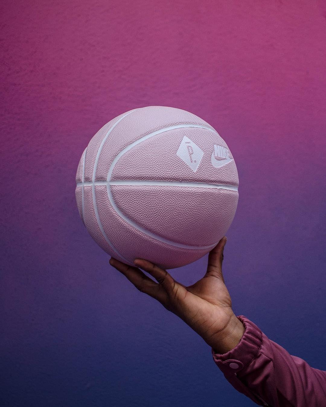 A Look Inside The World S Most Beautiful Basketball Court Good Sports Pink Basketball Basketball Wallpaper Basketball Videos