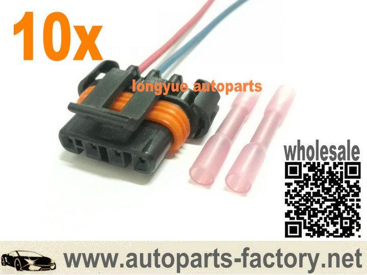 Long Yue 1si 24si Series Delco Remy Alternators Plug Harness 6 Alternator Delco Plugs