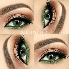 Photo of Makeup for green eyes – #eyes # for #grune #makeup