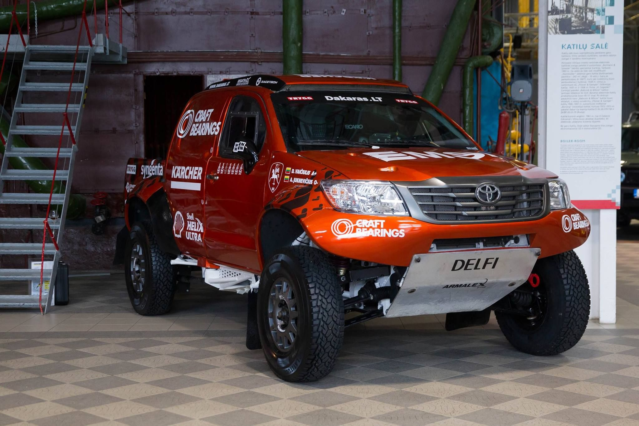 Dakarcorse Wheels On Toyota Hilux Evocorsewheels Dakarcorse Oranghilux Toyotahilux Offroad Dakar Followus Toyota Hilux Rally Racing Toyota