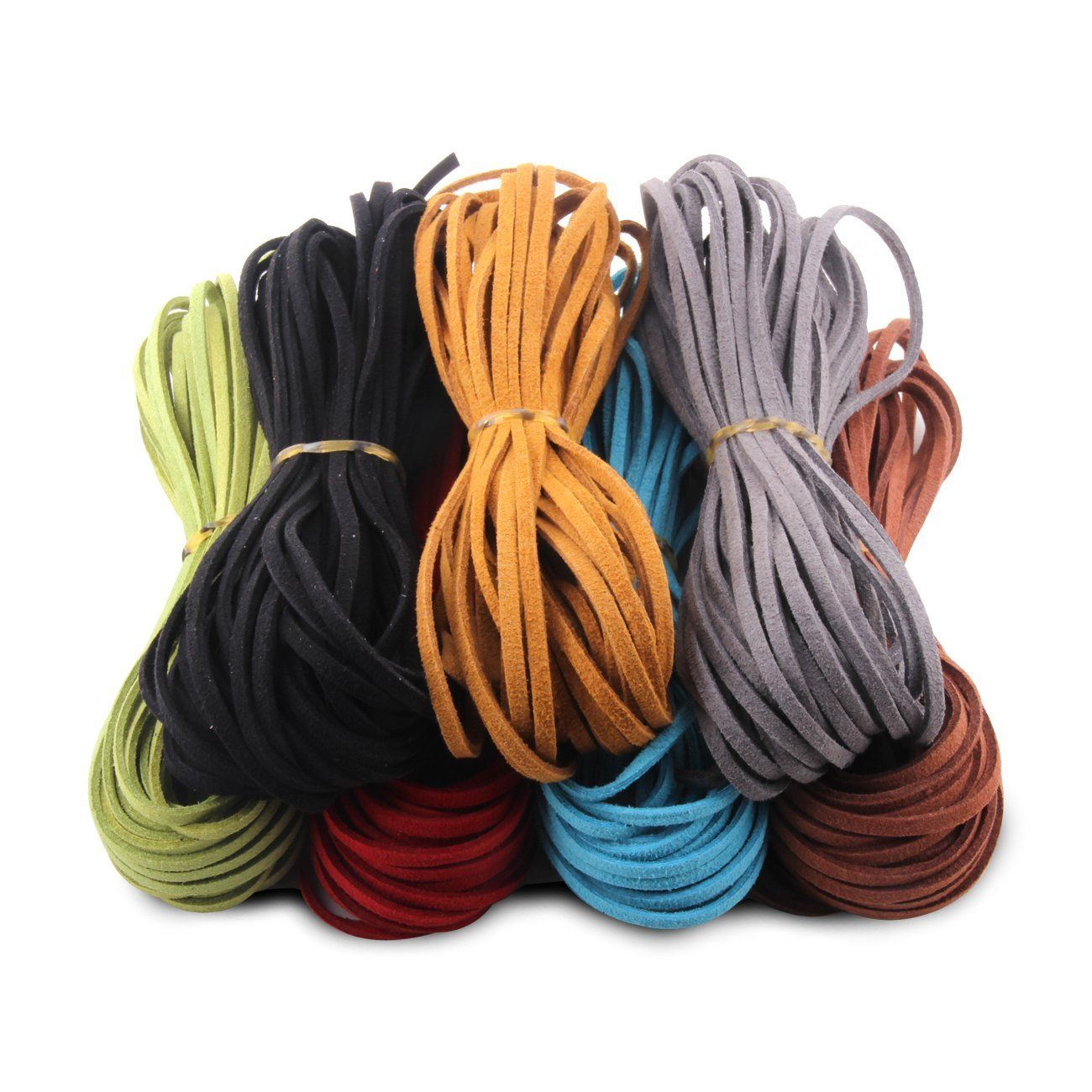 Arts /& Craft Accessories Weddecor 100m x 1mm Black Cord Trim Elastic Jwellery Making Smooth Finish Sewing Thread for Knitting Clothing