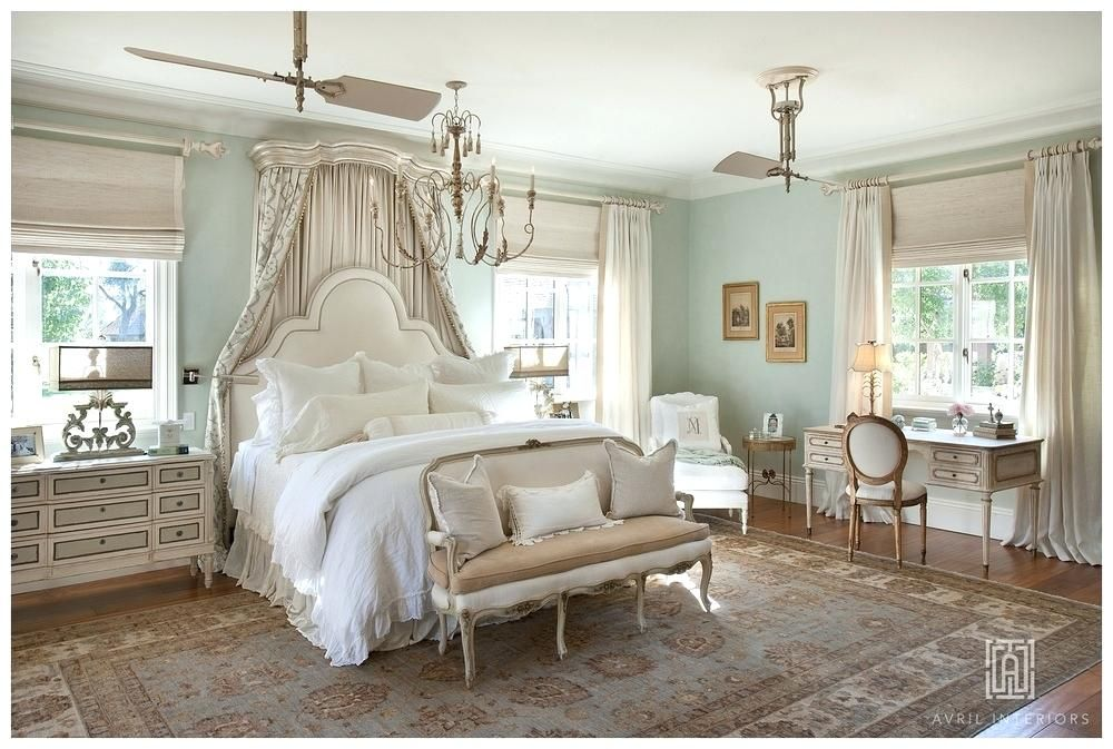 Image Result For Country Romantic Bedroom French Country Master
