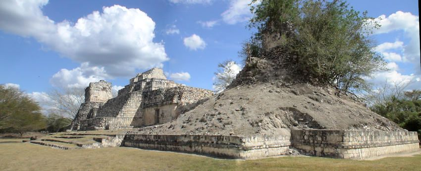 Campeche, Mexico. http://www.worldheritagesite.org/sites ...   Campeche City Monuments
