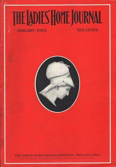 Ladies Home Journal January 1903