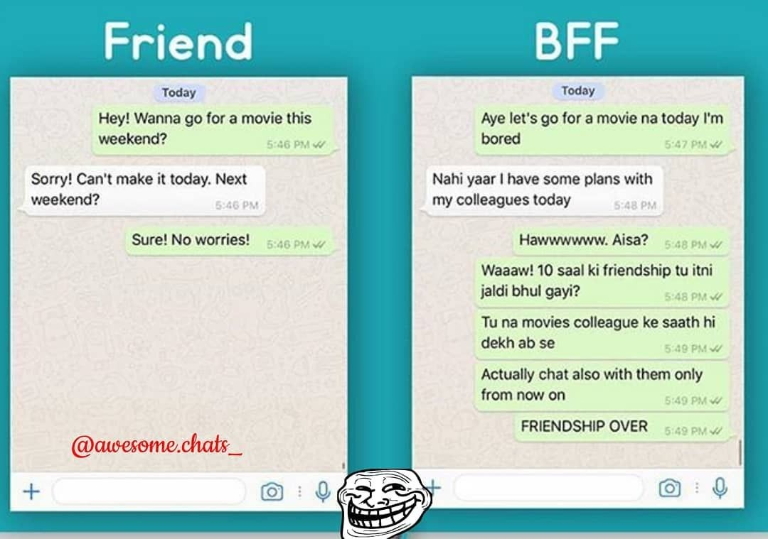 Aigyeℓ ѕayay Bff Quotes Real Friendship Quotes Friends Quotes Funny