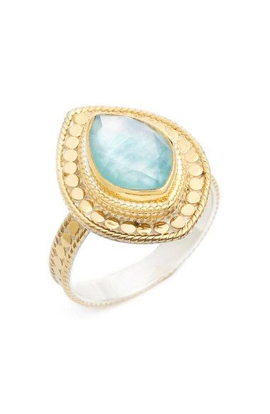 d848b0a6a6283 Anna Beck 'Shield' Semiprecious Ring available at #Nordstrom ...