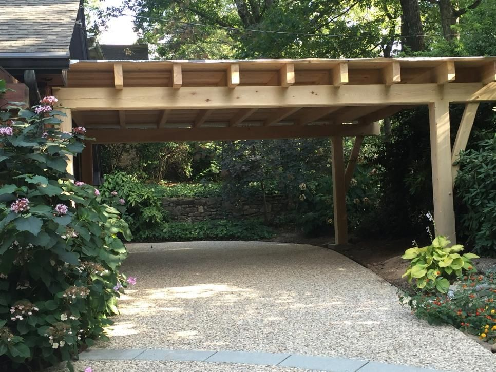 Building A Retaining Wall Can Be A Big Investment Of Time And Money Before You Get Started Learn These Key Tips To Make S Carport Carport Plans Carport Patio