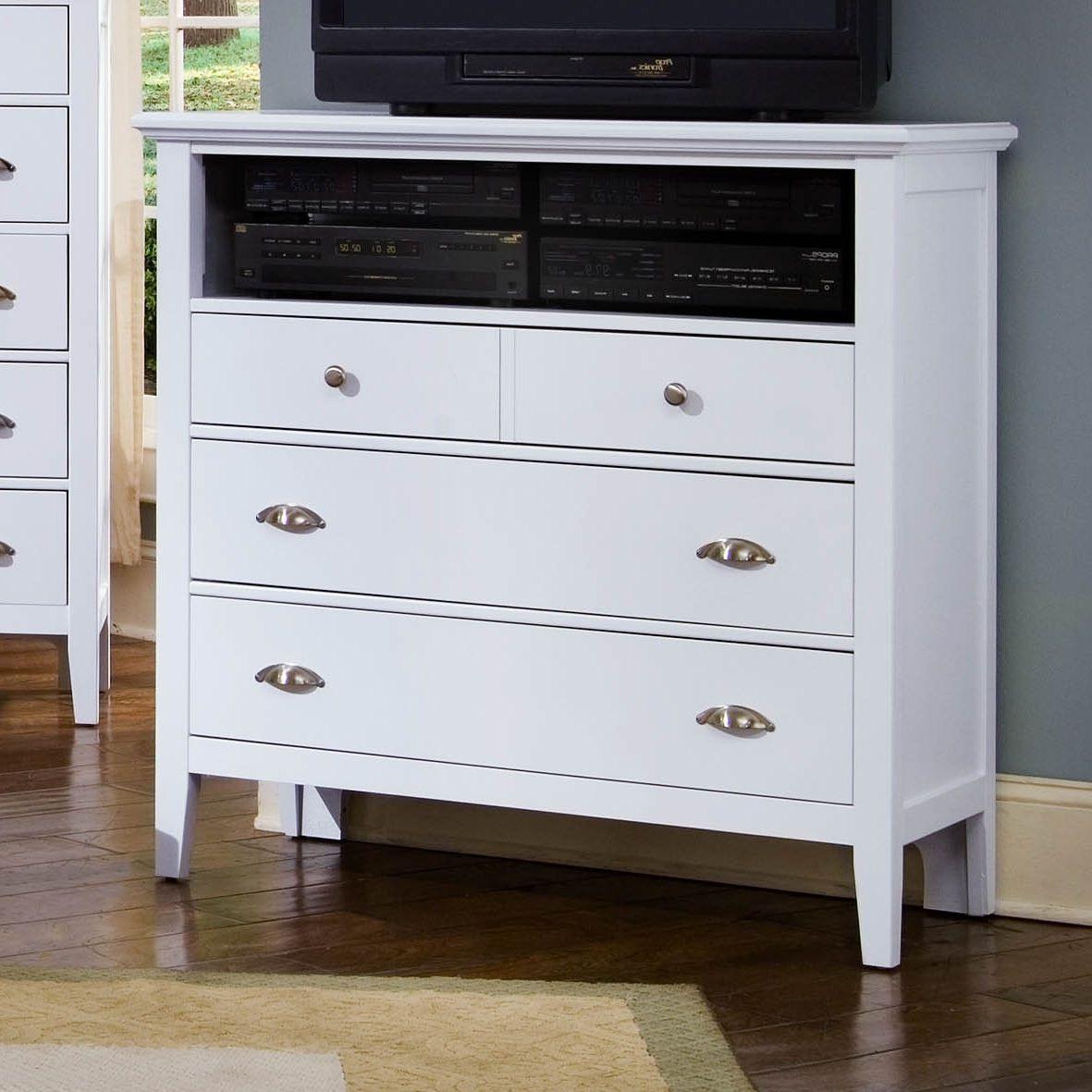 turn a tall dresser into an entertainment center. | Makeover ...