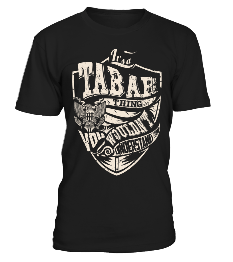 It's a TABAR Thing