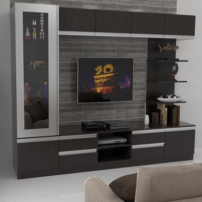 Entertainment Cabinet Living Room Partition Design Tv Unit