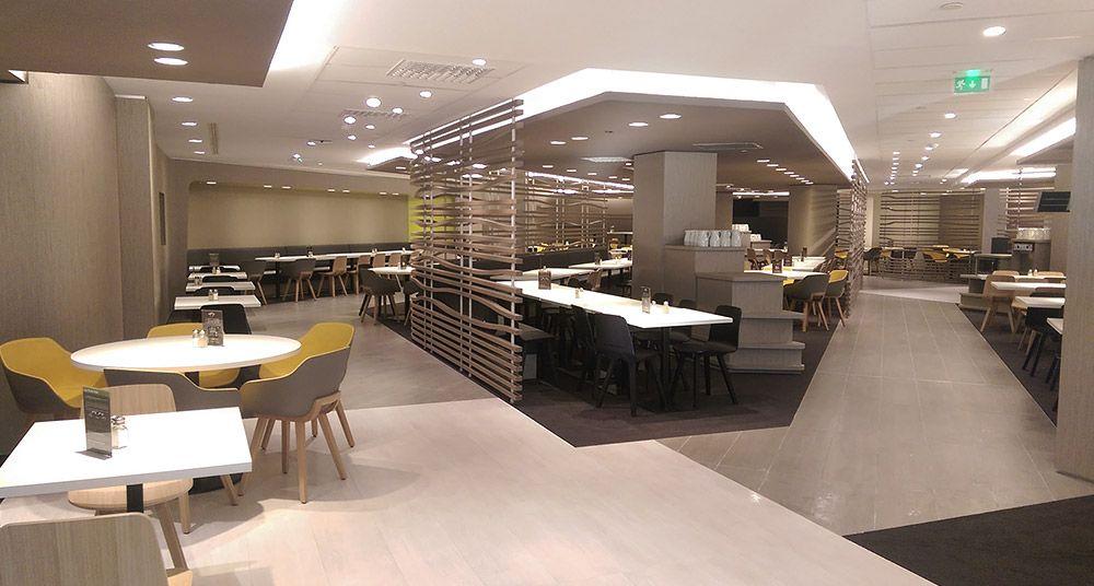 tour voltaire projet de restructuration global du restaurant d entreprise de 850 couverts. Black Bedroom Furniture Sets. Home Design Ideas