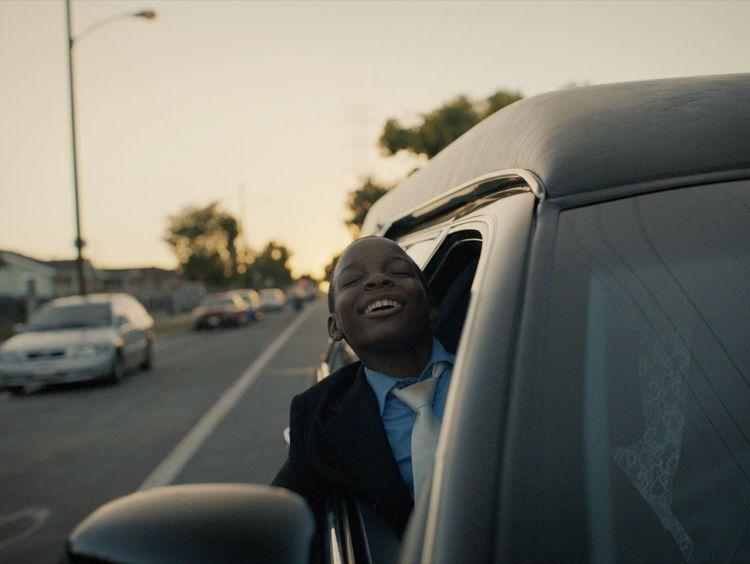 Flying Lotus Never Catch Me Ft Kendrick Lamar Dir Hiro Murai