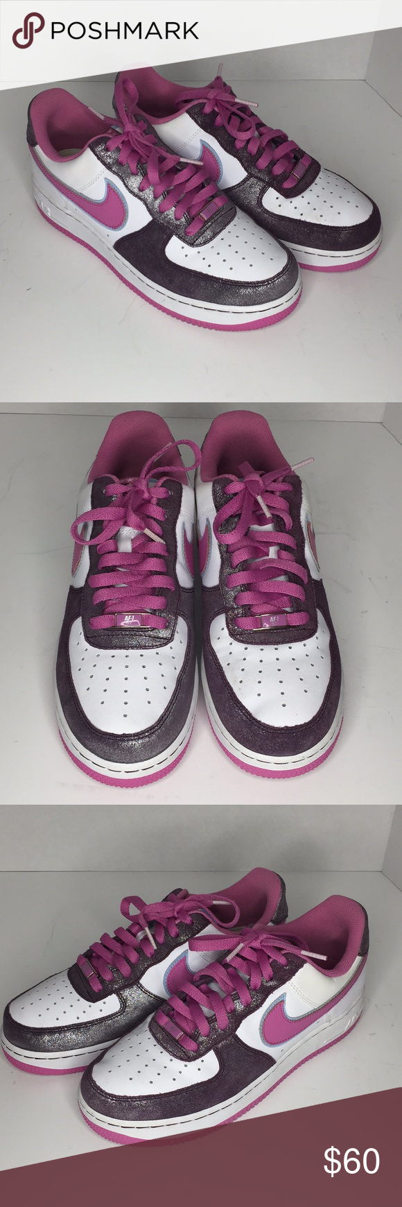 best authentic 93403 7ccdd Nike AF-1 XXV women s size 9.5 shoe Like new Nike Air Force one 25th