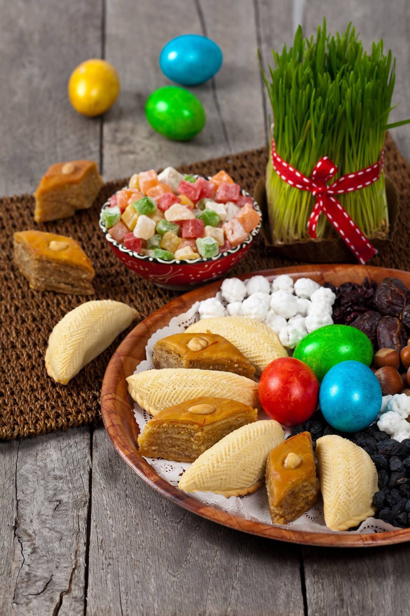 Happy Novruz Holiday National Sweets Holiday Holiday Traditions