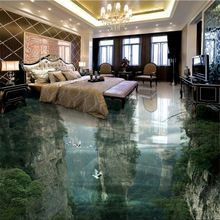 Beibehang Custom Floor Decorated 3D Tap#beibehang #custom #decorated #floor #tap