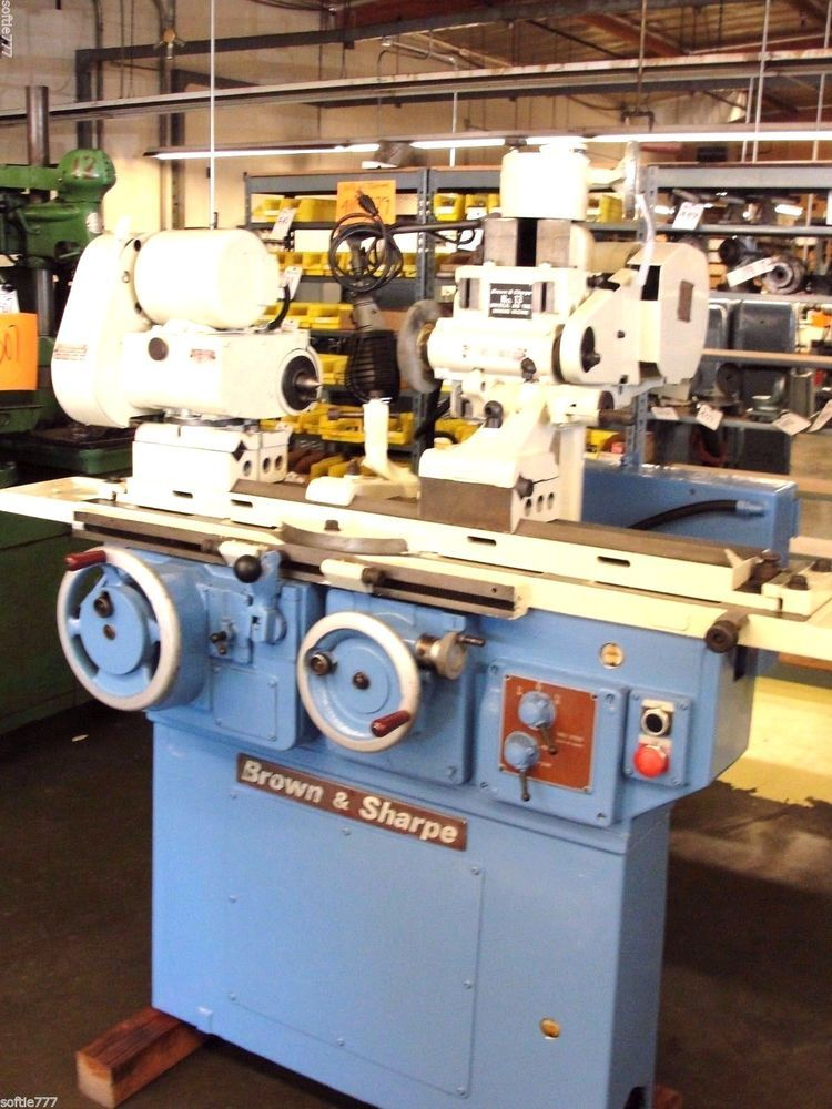 BROWN & SHARPE #13 UNIVERSAL TOOL AND CUTTER GRINDER (OC350