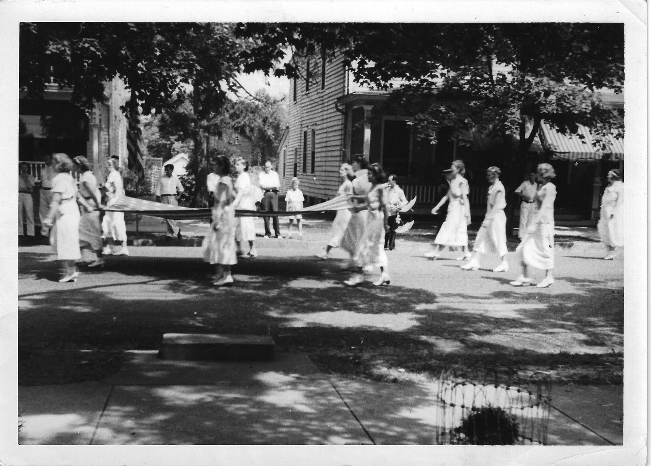 Photo Memorial Day Parade Date Unknown