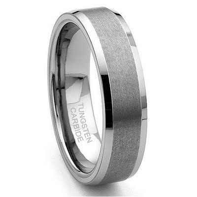 Charmant Wedding Band On Titanium Wedding Ring For Him